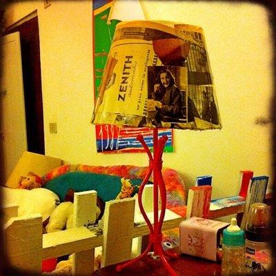 Lampada da tavolo vintage per la casa e per te arredamento di su misshobby - Lampada da tavolo vintage ...
