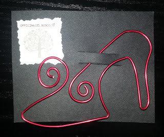 segnalibro scarpa