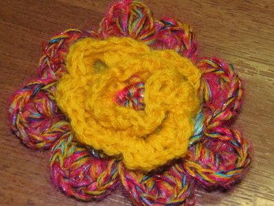 fiore di lana