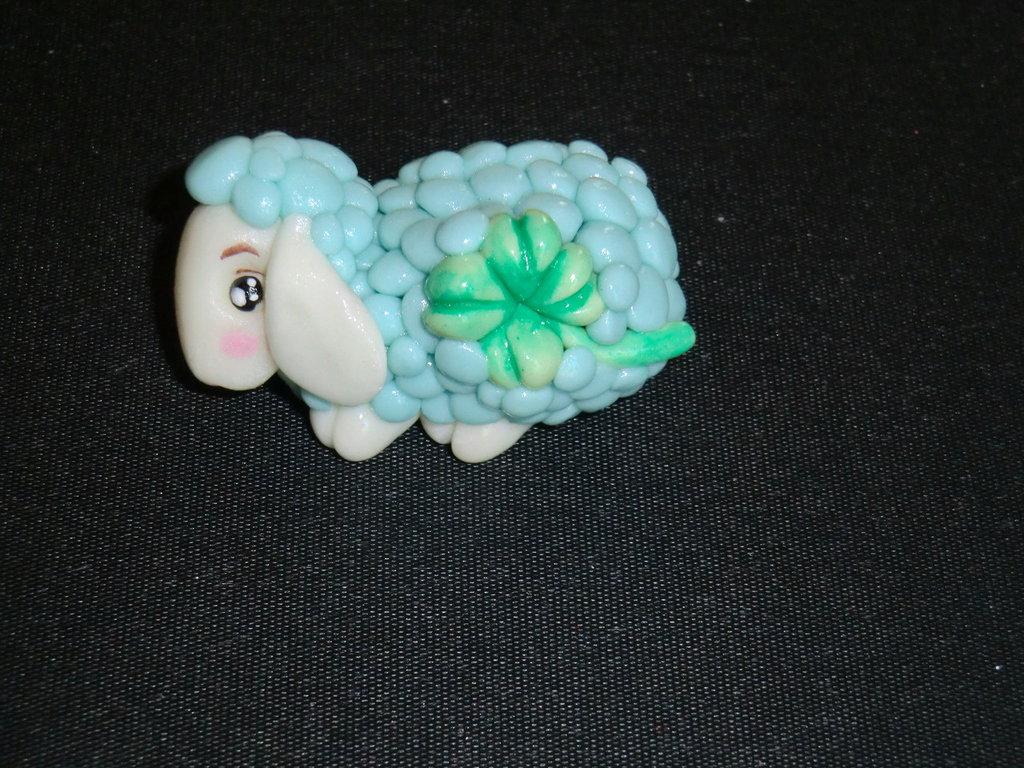 pecorella in pasta di mais