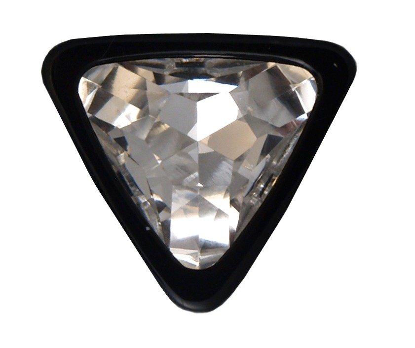 Centrale triangolo swarovski mm 23