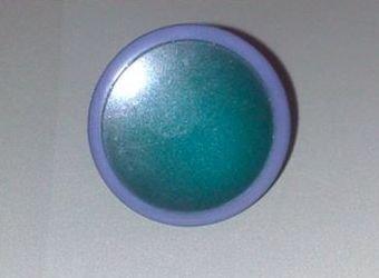anello bottone viola e verde!!