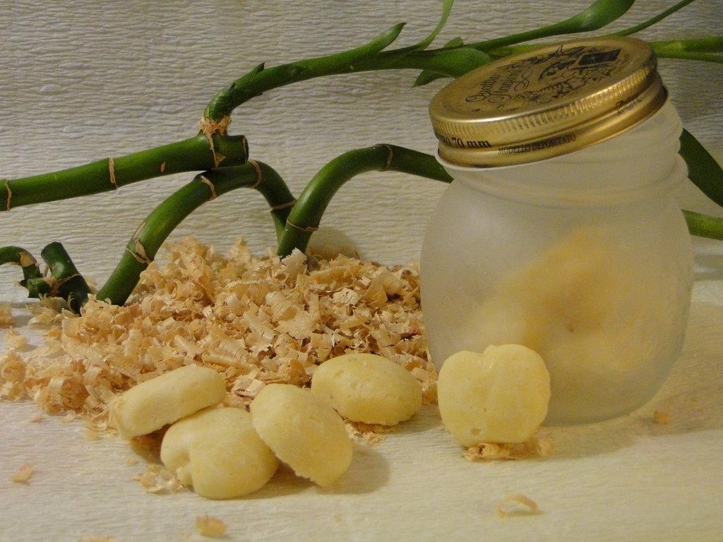 Mini scrub corpo con burro di karitè e cocco Monouso PZ10