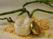 Crema nutriente corpo, con cera d'api e burro di karitè 100% naturale, vasetto 100 ml