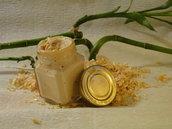 Crema all' olio di mandorle mille usi 100% bio, vasetto 100 ml