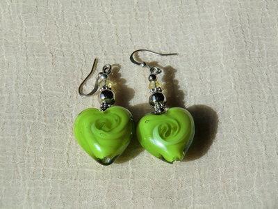 orecchini a cuore