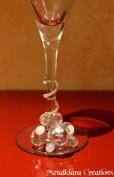 Decorazione per bicchieri