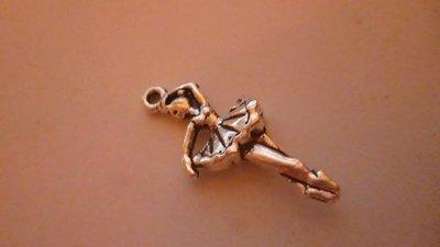 Ciondoli ballerina sulle punte !!!