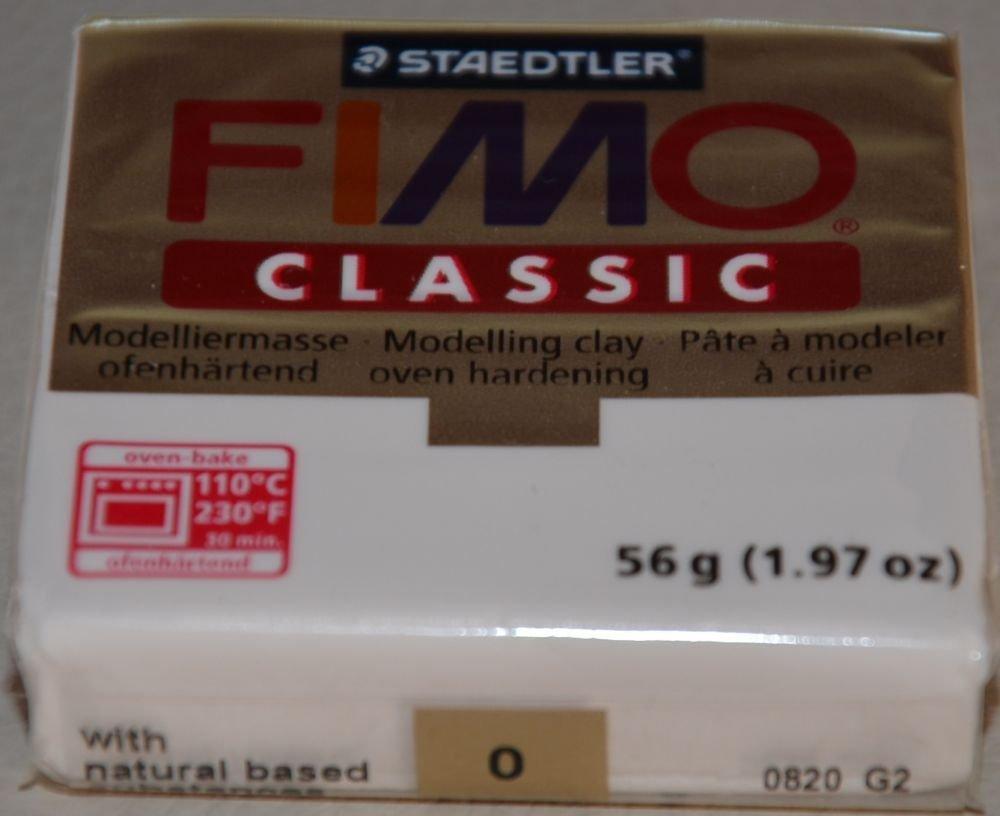 FIMO CLASSIC BIANCO N.0