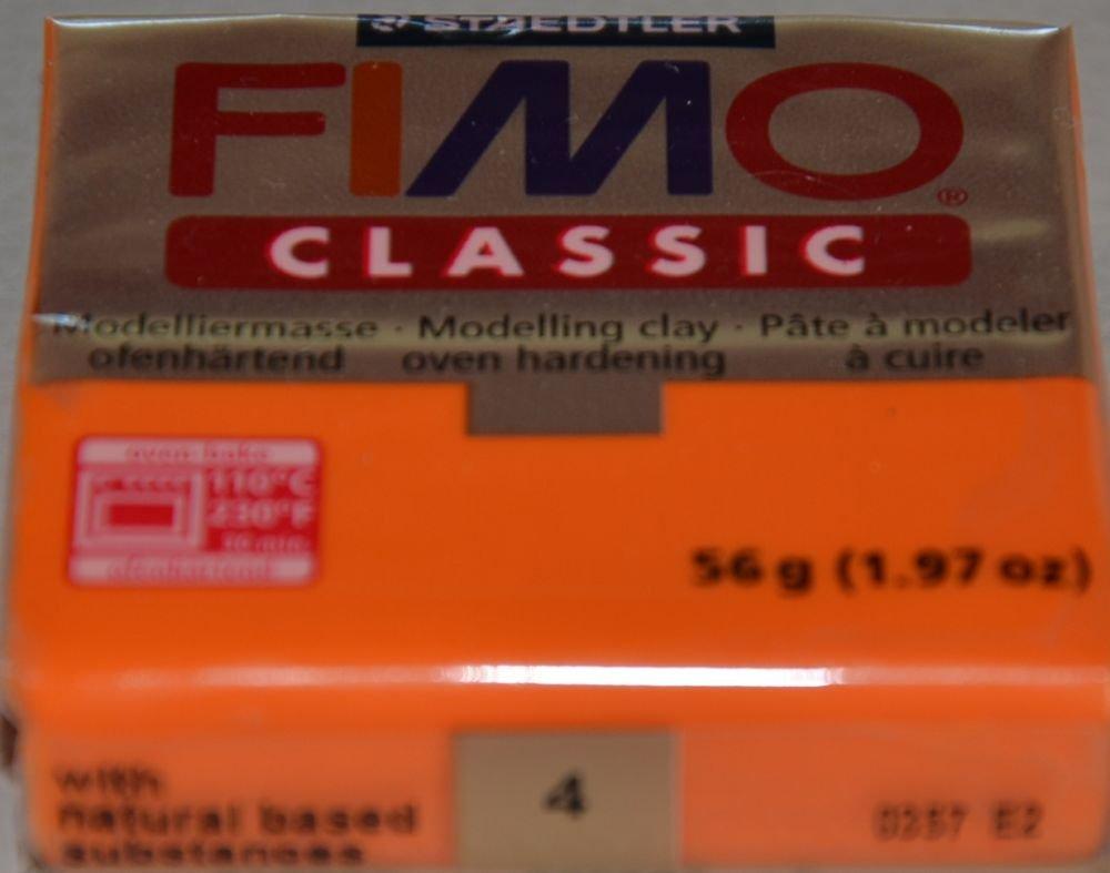 Fimo classic arancio n, 4