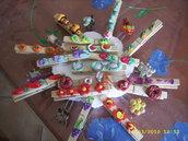 mollette & graffette decorative
