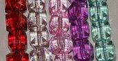 Perle mix cubi