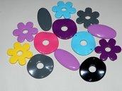 Perle mix forme e colori