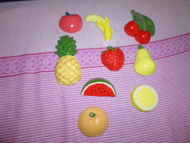 calamite frutti in polvere di ceramica