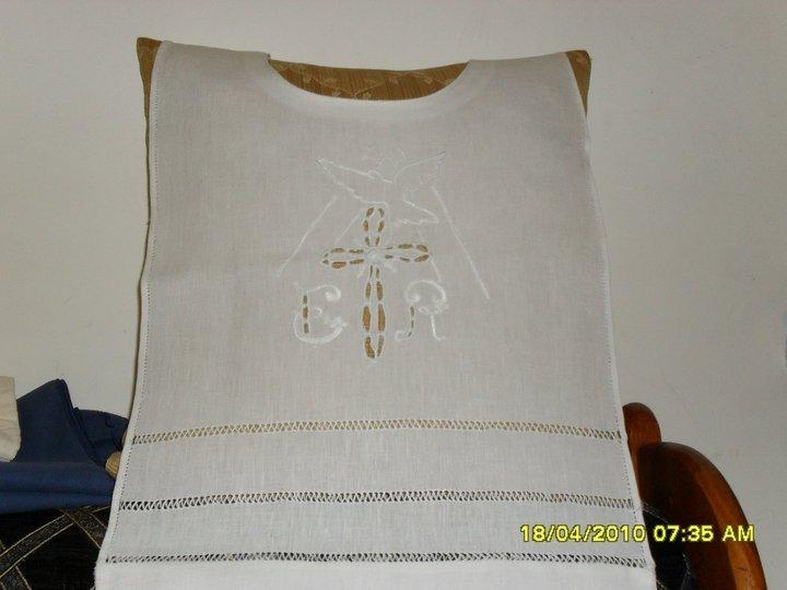 Camicina Battesimo
