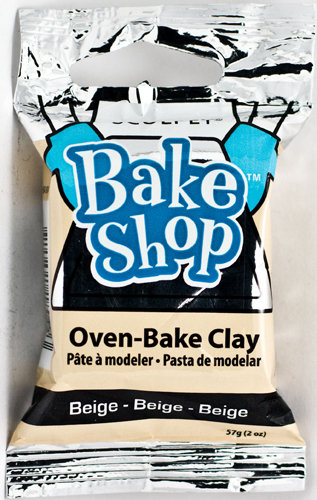 Sculpey Bake Shop Beige 2oz 57g