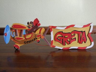 Aviatore con nome