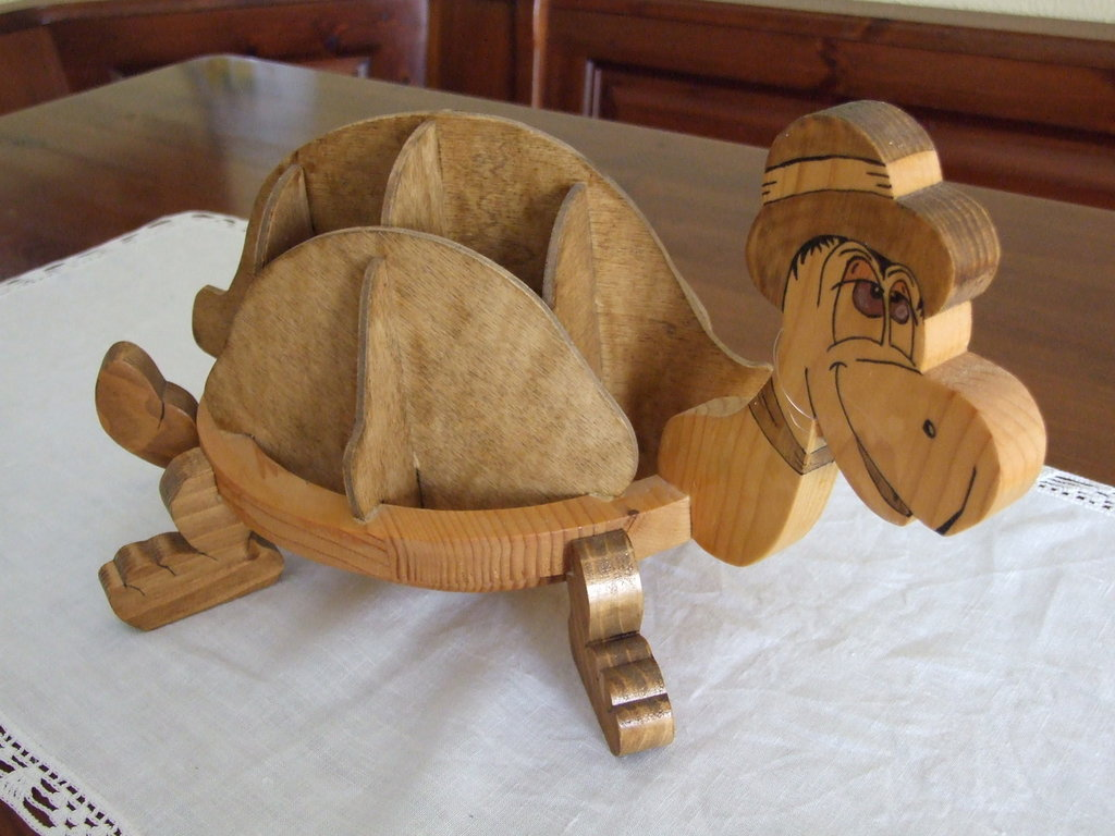Tartaruga Portatutto