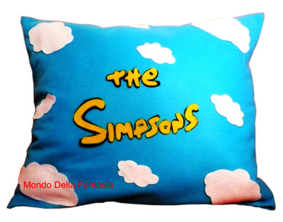 "Cuscino ""The Simpsons"""