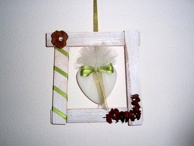 Cornici con soggetto profumato - Articoli regalo - Casa - Bomboniere - Candele - Cere - Quadri e Dipinti