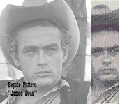 "Schema peyote per bracciale ""James Dean"""
