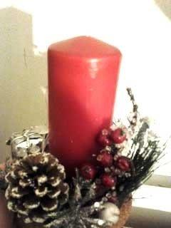 centritavola con o senza candela