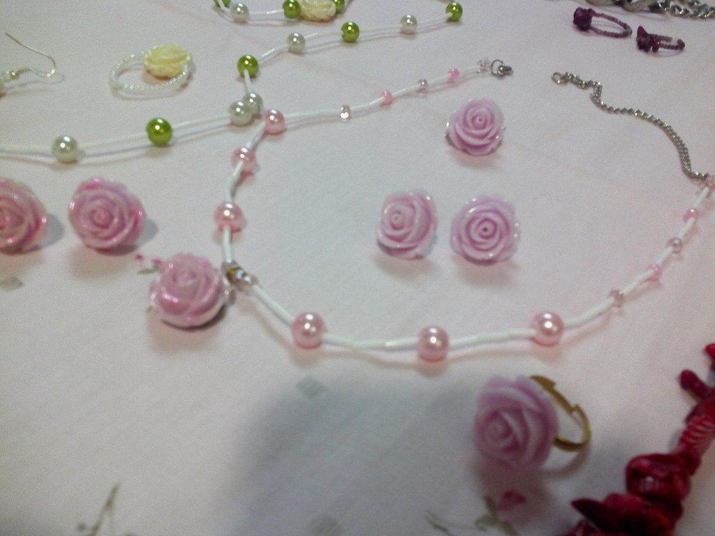 Collana Rosa Rosae