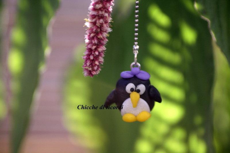 """""""Orecchini Pinguina"""""""