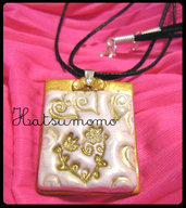 Necklace Bianco&Oro