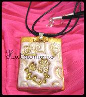 Necklace Bianco&Oro