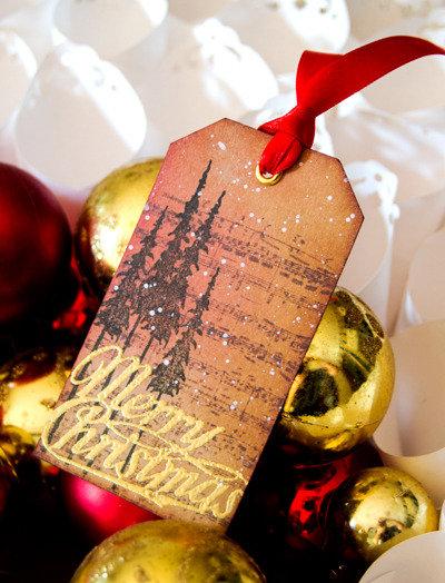 SALDI  Natale Targhette 6 pezzi