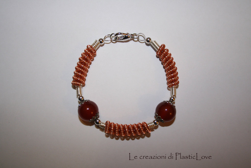 bracciale wire passion