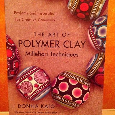 Libro Fimo The Art Of Polymer Clay Donna Kato