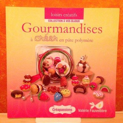 Libro Gourmandises A Crèer En Pate Polymere