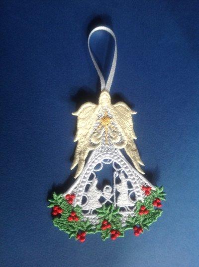Decorazioni albero Natale - Angelo