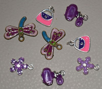 MIX CHARMS SMALTATI