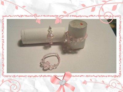 Anello Pink Princess