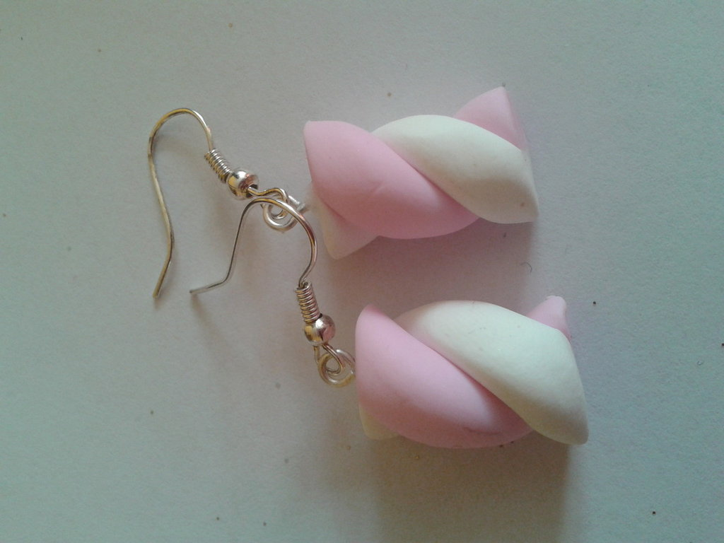 Orecchini Marshmallow