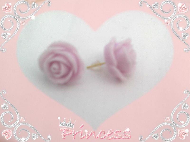 Orecchini Rosa Rosae