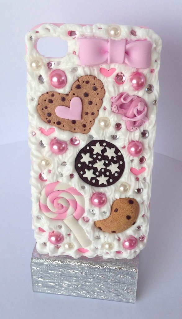 Cover per iphone 4/4s danza e biscotti
