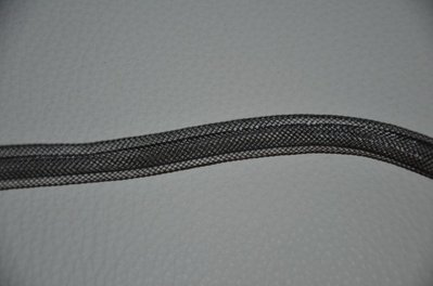 Tubolare Plastica Nero