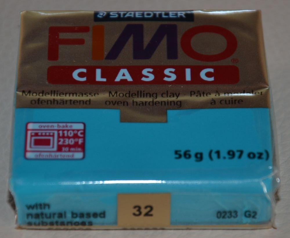 FIMO CLASSIC TURCHESE N. 32