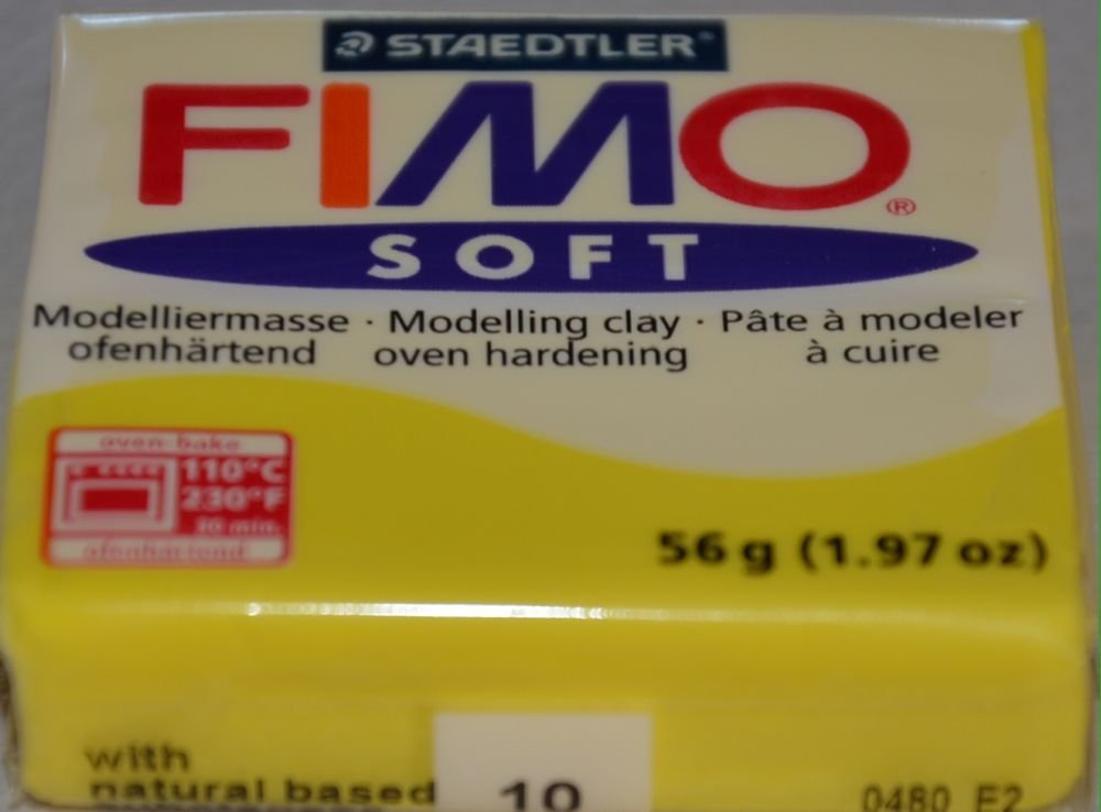 FIMO SOFT LIMONE N.10