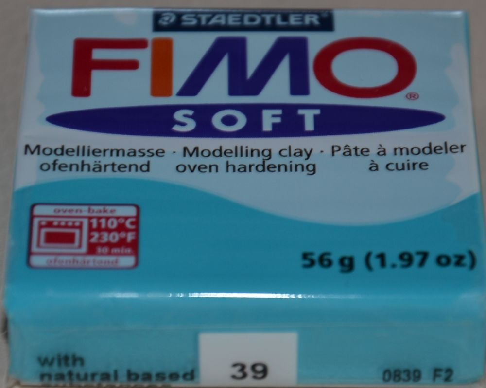 FIMO SOFT CELESTE N.39