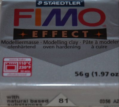 FIMO EFFECT ARGENTO N.81