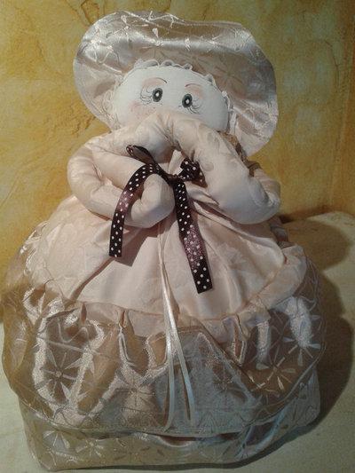 bambola portapandoro