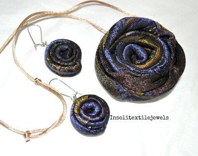 Fabric Jewels