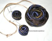 Fabric Jewels