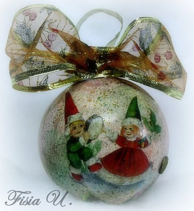 Natale addobbi pannolenci cotone e legno misshobby for Creazioni di natale fatte a mano