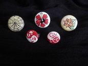 anelli in ceramica